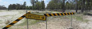 Creek Erosion